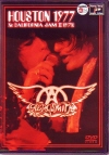 Aerosmith エアロスミス/Huston 1977 & California 1978
