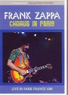 Frank Zappa フランク・ザッパ/Live In Paris,France 1980