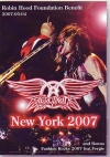 Aerosmith エアロスミス/New York,USA 2007 & Bonus