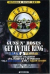 Guns N' Roses/Live & TV Ultimate Collection Vol.2 & 3