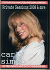 Carly Simon カーリー・サイモン/Private Sessions 2008 & more