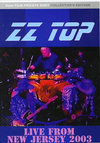 ZZ Top ジージー・トップ/New Jersey,USA 2003