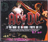 AC/DC エイシー・ディーシー/Sweden & Finland 2009 & more