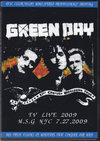 Green Day グリーン・デイ/TV Live 2009 & more