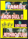 Various Artists/Pop 2 Rare Compi Family,Amon Dull �U,Jethro Tull