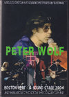 Peter Wolf ピーター・ウルフ/Masachusetts,USA 1998 & more