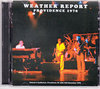 Weather Report ウェザー・リポート/Rhode Island,USA 1978