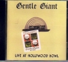 GENTLE GIANT ジェントル・ジャイアント/LIVE IN L.A 1972
