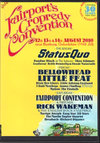 Various Artists Status Quo,Little Feat,Fairport Convention/UK 20