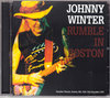 Johnny Winter ジョニー・ウィンター/Masachusetts,USA 1991 & more