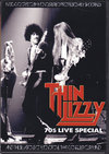 Thin Lizzy シン・リジィ/Germany 1973 & more