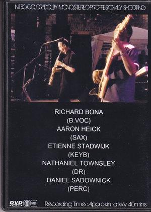 2002年スペインのサン・セバスチャン・ジャズフェスよりライブ映像を収... DVD > Jaz
